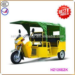 HZ125EZK Passenger Three-Wheel Motorcycle