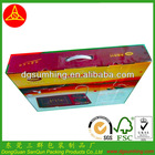 handle Induction cooker box carton boxes for sale hanging garment caarton box