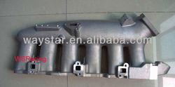 casting 80mm air intake manifold for nissan skyline RB25 det