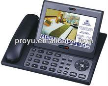 handwritten input Long recording function hotel telephone PY-8008