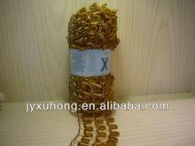 ultimo 2013 crochet filato fantasiaingrosso per sciarpa