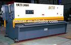 hydraulic metal cnc plate cutter machine