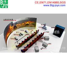 2013 Chinese 3D,4D,5D,6D,7D cinema system equipment