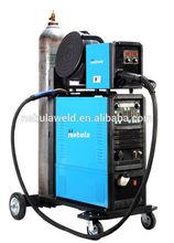 Aluminum gas cylinder Pulse MIG welding machine