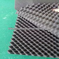 Melamine acoustic foam wall panel sheets