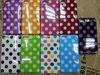 Polka Dots Soft TPU Back Phone Case Cove for Blackberry Z10 BB10