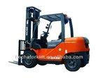 5.0 Ton Hydraulic Diesel Forklift (with optional Isuzu C240 Engine)