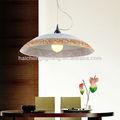 dc30254 turco de lámparas de cristal