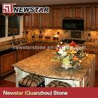 Polished prefab laminate kitchen countertops