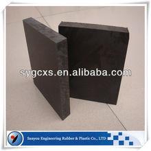 High density polyethylene black sheet plastic