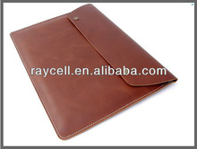 2013 new products vintage Leather laptop and tablets Case manufacture from Alibaba China