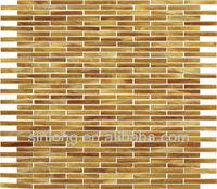 tiffany glass mosaic wall tile mosaic round for bathroom
