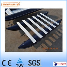 (CE) 6 persons inflatable pontoon boats for sale