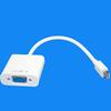 Mini DP Male to VGA Female cable , Mini DP to VGA Converter, VGA Female to Mini DisplayPort Male Cable