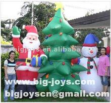 2012 New Design Inflatable Christmas
