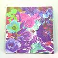 color brillante pinturas de flores