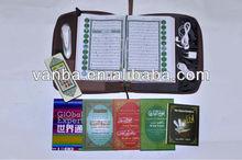 multilingual holy digital quran reading pen holy quran reading system english to malay translation