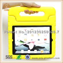 SGS ROHS Passed EVA foam anti shock kids cover case for apple ipad
