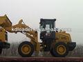 O uso de minas kd zl- 930 carregadeira de rodas pequenas