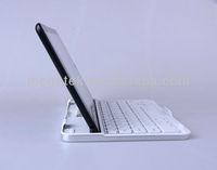 Aluminium bluetooth keyboard for ipad mini, for ipad keyboard