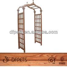 Wooden Garden Arch DFG-7005