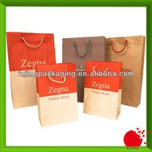 Bespoke name brand shopping bag