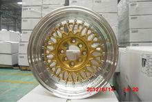 15/17 inch replica Alloy Wheel for sale 4*100/114.3