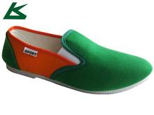 2012 New Design Women Canvas Shoes Fashion Shoes