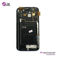 For Samsung Galaxy Note 2 N7100 LCD digitizer touch screen assembly complete