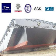 Dia1.2mx12m, 5+1 layers long lifespan ship launching airbag