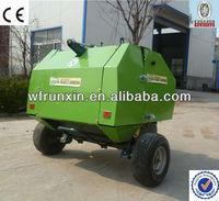 RXYK0850 CE approved mini type hay baler corn silage baler mini hay baler for sale