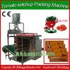 Tomato paste packing machine/tomato ketchup machine