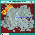 Fabricant bon prix de chlorure de calcium usine flocons de granules poudre prill chlorure de calcium hexahydrate formule