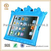 Kickstand case for ipad mini laptop case, laptop rubber skin case cover for mini ipad