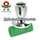 Plastic PPR Pipe Fittings Concealed Valve for Connecting Water Pipe B21
