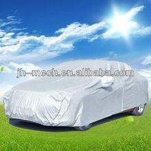 2015 best sale cheapest silver peva car body cover fabric