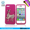 soft silicon case for iphone5 /silicon phone case for iphone5 /for iphone5 silicon case