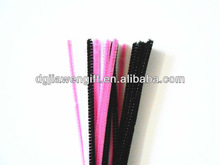 DIY CRAFT Mixed color 10pcs chenille pipe cleaner ($0.09/SET)