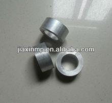 Top quality custom aluminum bearing spacer ring