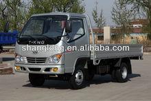 2013 hot sale china light truck 1 ton rhd/lhd diesel light truck