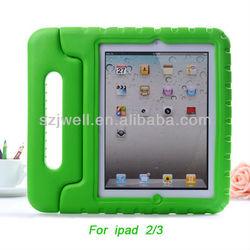 Hot selling EVA Hard Case for ipad mini ,Case for Ipad 2/3