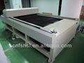 Ad alta risoluzione dorato co2 taglio e macchina perincisione legno/acrilico taglio
