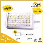Replace metal-halide 200W 300W SAMSUNG 5630 SMD 20w 25w 30w rx7s led lamp 118mm