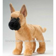 Le130515 lovely yellow small plush dog/ little stuffed puppy