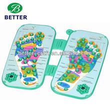 Plastic foot massager manual foot massager