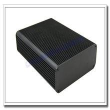 die cast aluminium box 120*45*160 mm (w*h*l)