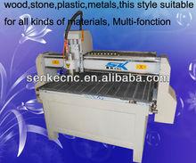 affordable PCB/acrylic/aluminum/cooper/ ect wood cnc cutter