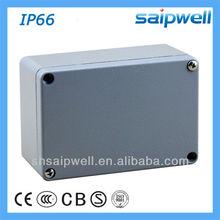 Plastic box enclosure electronic