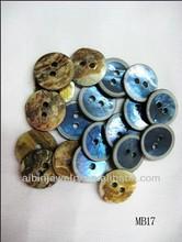 Mashi shell buttons