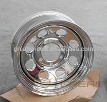 Chrome 4x4 wheel rim Sport Wheel,SUV Wheel Rim of High Performance